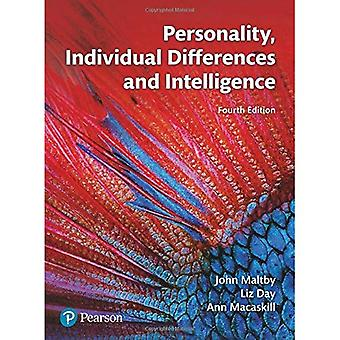 Personality, Individual Differences & Intelligence, 4th edition