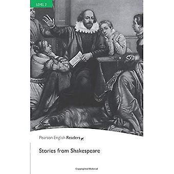 Verhalen van Shakespeare: niveau 3 (Penguin Longman Penguin lezers)