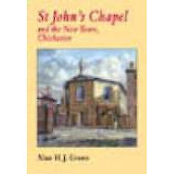 St. Johns Chapel and New Town, Chichester