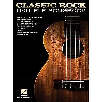 Classic Rock Ukulele sångbok