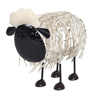 Metall Garten Ornament - Schafe