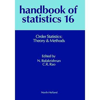 Order Statistics Theory  Methods by Balakrishnan & N.