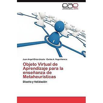 Objeto virtuele de Aprendizaje Para La Ensenanza de Metaheuristicas door Chica Urzola & Juan Angel