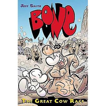 The Great Cow Race by Jeff Smith - Steve Hamaker - 9780439706247 Book