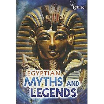 Egyptian Myths and Legends by Fiona MacDonald - 9781410949776 Book