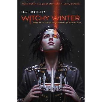 Witchy Winter by D. J. Butler - 9781481483148 Book
