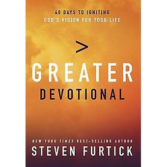 Greater Devotional by Steven Furtick - 9781601425256 Book
