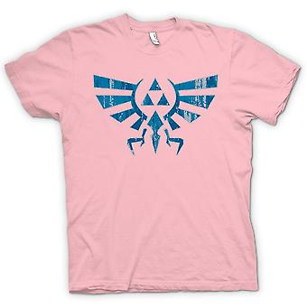 Kids T-shirt - Legend Of Zelda Inspired - Triforce - Game Inspired