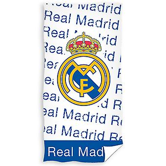 Real Madrid CF Urban Beach Towel