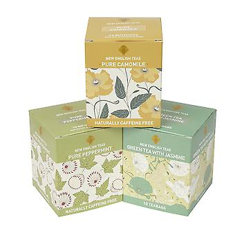 Wellbeing tea selection detox me 30 teabags