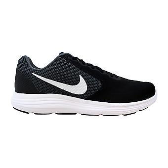 Nike Revolution 3 Dunkelgrau/Weiß-Schwarz 819303-001 Damen