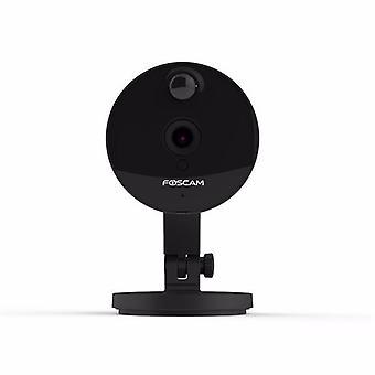 Foscam c1 1.0 megapíxeles cubo 720p ip inalámbrico ir cámara p2p visión nocturna amplia 115 grados ángulo de visión