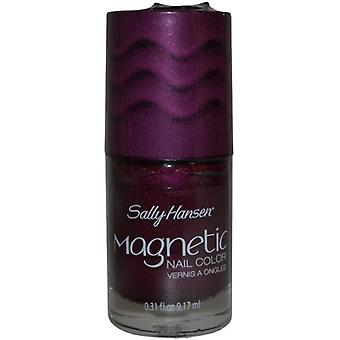 Sally Hansen Magnetic Nail Color 9.17ml Red-Y Response #905