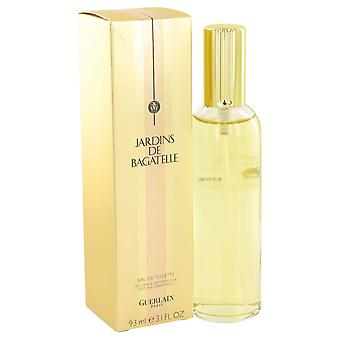 Jardins De Bagatelle by Guerlain Eau De Toilette Spray Refill 3 oz / 90 ml (Women)