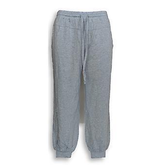 N'importe qui femmes-apos;s Petit Pantalon XSP Cozy Knit Heather Blue A349794