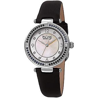 Burgi Clock Woman Ref. BUR251BK