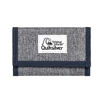 Quiksilver The Everydaily Polyester Wallet in Lgh/Navy Blazer
