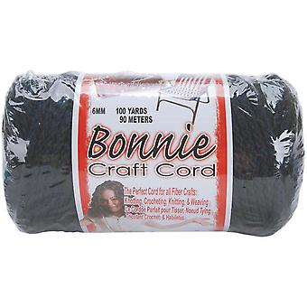 Bonnie Macrame artisanat cordon 6Mm 100 Yards marine Bb6 100 038