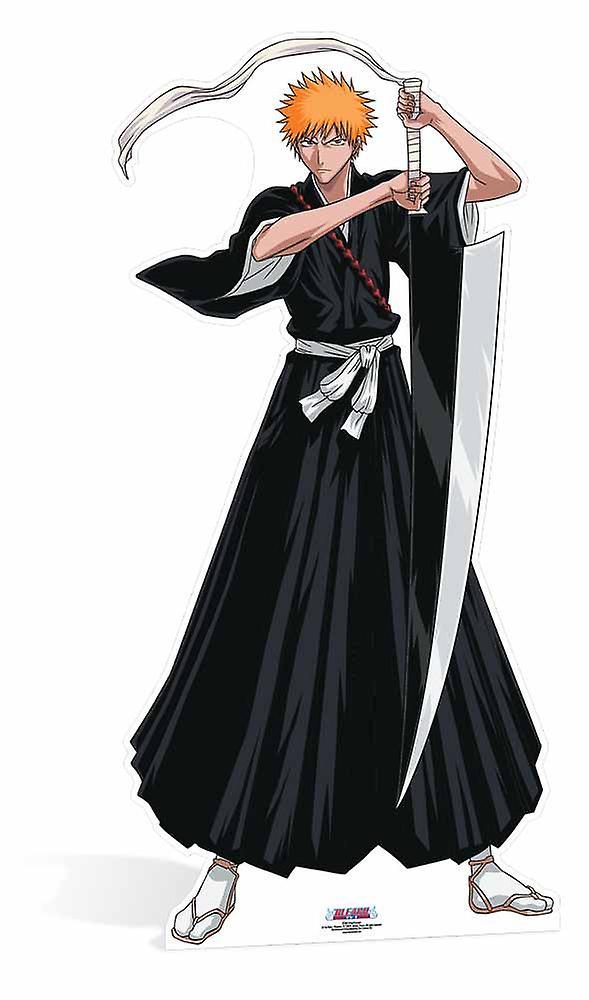 Ichigo Kurosaki from Bleach Lifesize Cardboard Cutout / Standee / Standup