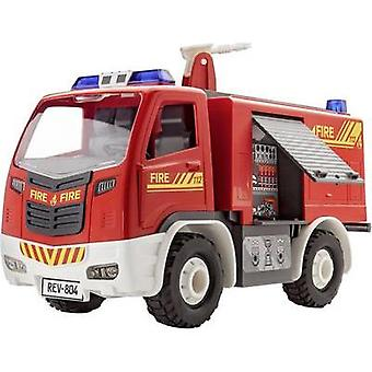Revell 00804 Junior Kit Feuerwehr-Auto Bausatz Car model assembly kit