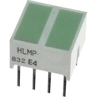 LED component Green (L x W x H) 10.28 x 10.16 x 10.16 mm Broadcom