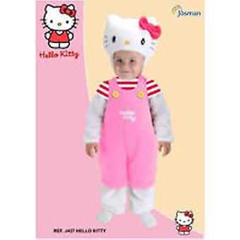 Josman Hello Kitty Plush Costume Size 1 (Kids , Toys , Costumes)
