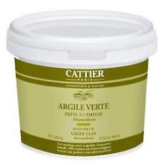 Cattier Argilla Lista Verde For Use (Bellezza , Viso , Esfolianti , Idratanti , Maschere)