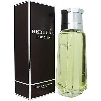 Herrera Men by Carolina Herrera 6.75 oz EDT Spray