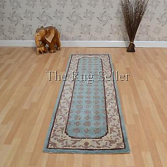 Renaissance Rugs 20 H In Blue