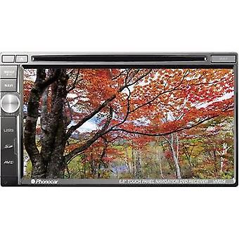 Phonocar VM034E Sat nav (fitted) Europe Built-in nav