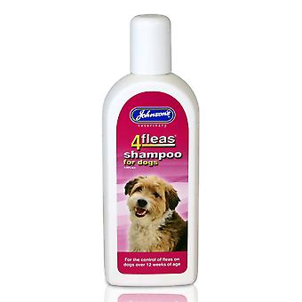 4fleas Dog Shampoo 240ml (Pack of 6)