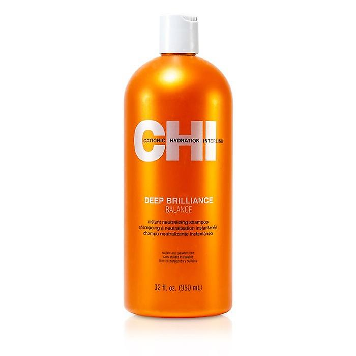 CHI Deep Brilliance Balance Instant Neutralizing Shampoo 950ml/32oz