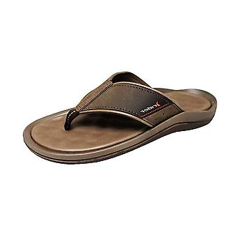 Rider Dunas Evolution Thong AD Mens Slippers / sandalen - bruin