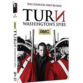 Turn: Washington's Spies [DVD] USA import