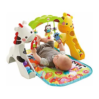 Fisher-Price Me Grow Gym (Speelgoed , Kleuterschool , Baby´S , Speelmat & Babygym)