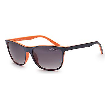 Bloc Coast Sunglasses - Blue / Orange
