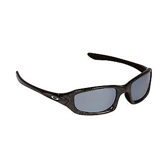New SEEK Replacement Lenses for Oakley Sunglasses FIVES 4.0 Black Silver Mirror