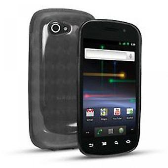 Sprint Slider Skin Case for Samsung 9100 Nexus Smoke/black