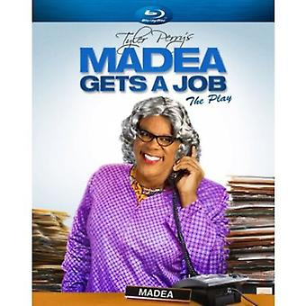 Tyler Perry's Madea Gets a Job [BLU-RAY] USA import