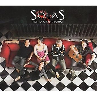 Solas - For Love & Laughter [CD] USA import