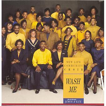 New Life Community Choir - Wash Me [CD] USA import