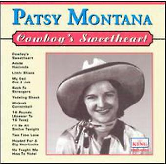 Patsy Montana - Cowboy Sweetheart [CD] USA import