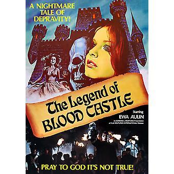 Légende d'importation USA Château de sang [DVD]