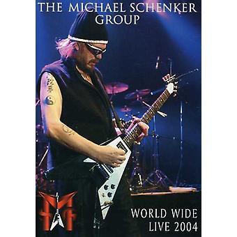 Schenker, Michael Group - World Wide Live 2004 [DVD] USA import