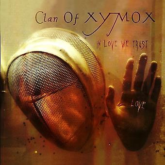 Clan de Xymox - en Estados Unidos amor confiamos [CD] importar