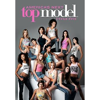 America's Next Top Model - cyklus 5 [DVD] USA import