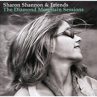 Sharon Shannon - Diamond Mountain Sessions [CD] USA import