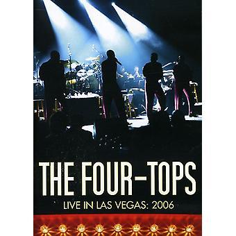 Four Tops - bor i Las Vegas 2006 [DVD] USA import