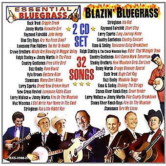 32 Songs: Essential & Blazin Bluegrass - 32 Songs: Essential & Blazin Bluegrass [CD] USA import