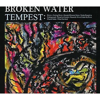 Brudt vand - Tempest [CD] USA importerer